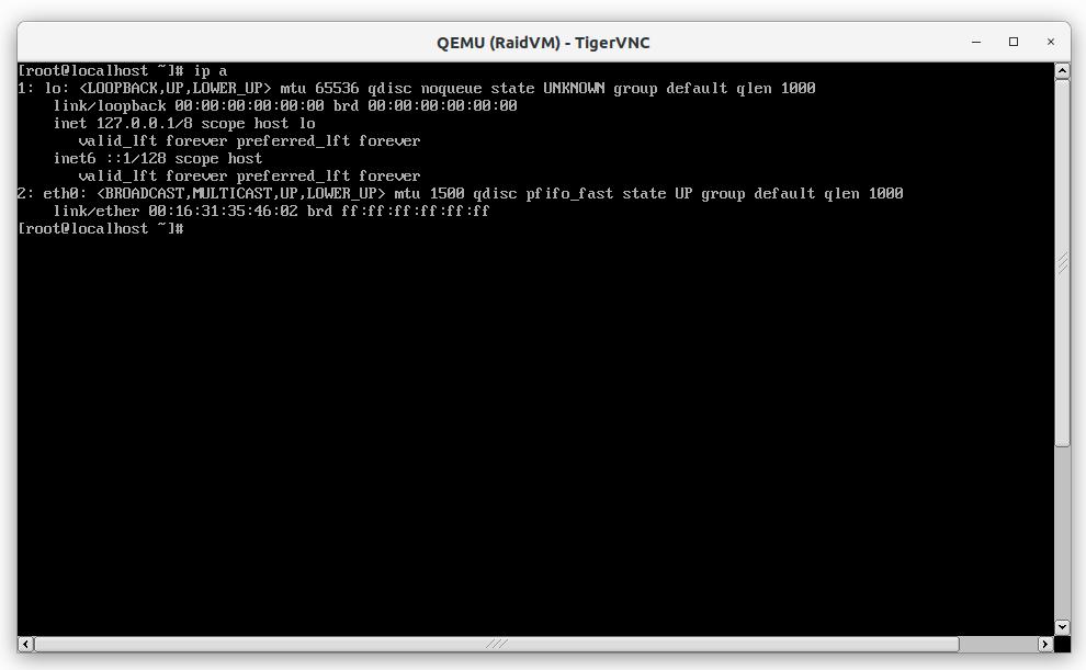 3 puntos a tener en cuenta al configurar un interfaz de red en linux